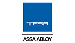 Logo Tesa ASSA ABLOY